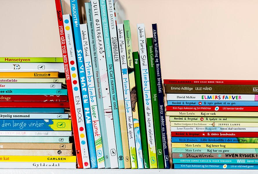 LæseLeg bøger