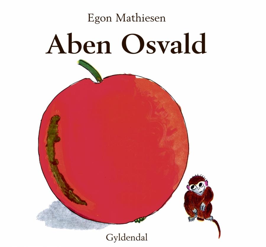 Bogforside - Aben Osvald