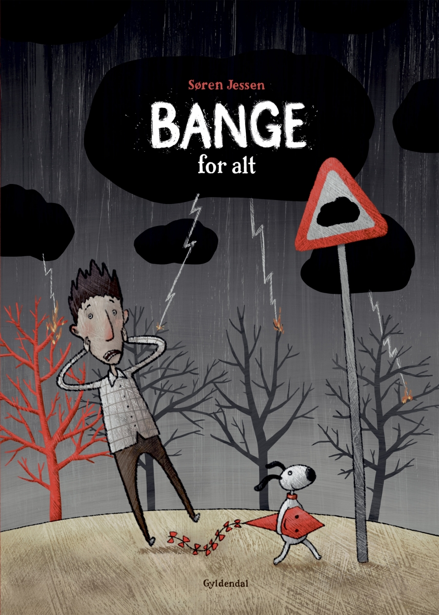 Bogforside - Bange for alt