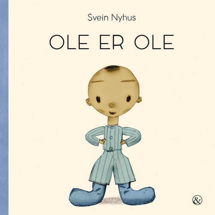 Forsiden af Ole er Ole af Svein Nyhus.