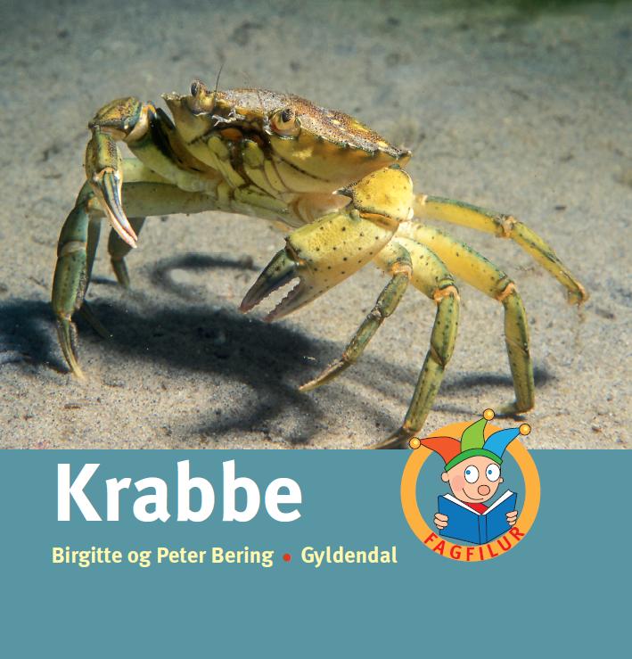Bogforside - Krabbe